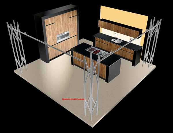 3d k chenplaner. Black Bedroom Furniture Sets. Home Design Ideas