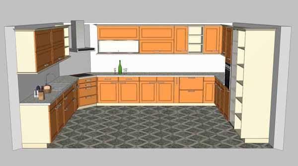 Kostenlose kuchenplanungssoftware for Schuller kuchenplaner